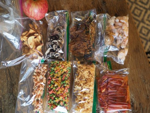 Homemade Dehydrated Meals for Emergencies