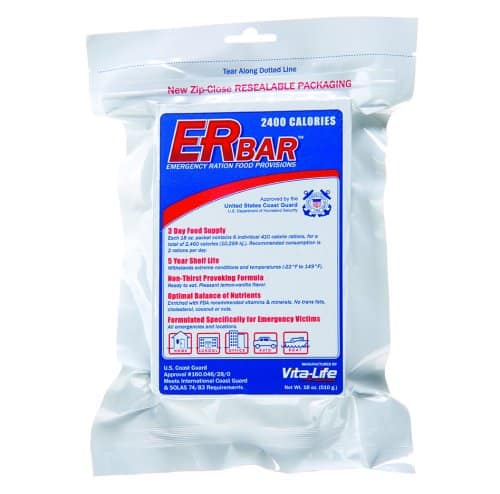 ER Bar Emergency Ration Food