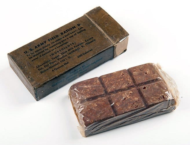 U.S. Army Field Ration D Bar
