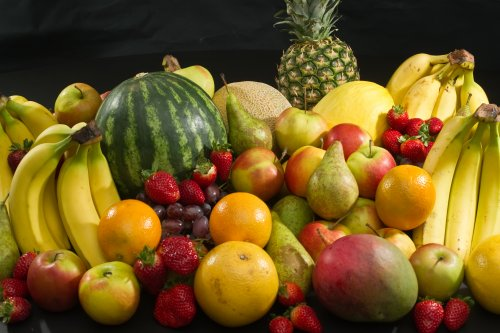 Variety of Fresh Fruit
