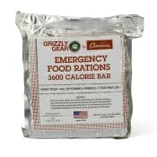 Grizzly Gear Emergency Food Ration