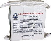 SOS Emergency Food Ration
