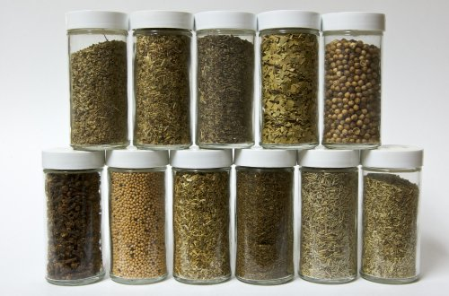 A Selection of of Dried Herbs