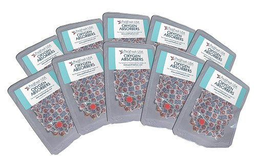 packfresh 300cc oxygen absorbers