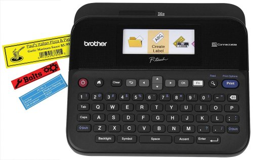 brother ptd600 touch label maker