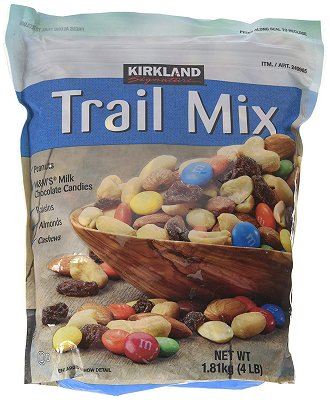 Kirkland Signature Trail Mix - Four Pound Bag